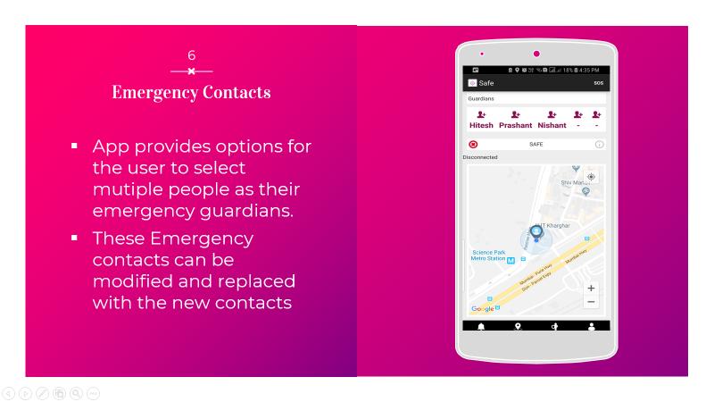 Cravingcode technologies - Sanjeevani app screenshot 1